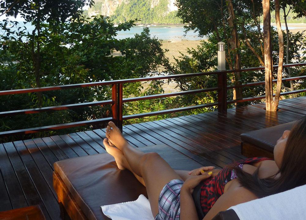 Great View Resort Railay, Low season in Krabi Thailand, Southeast Asia