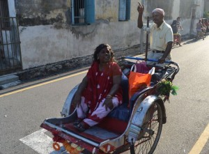 Weird Rickshaw Thing, Quick Guide to Georgetown Penang, Malaysia, Asia