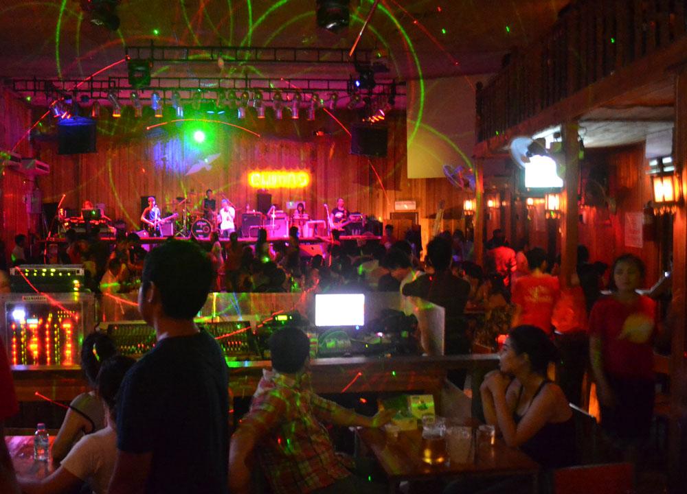 Vientiane Gece Hayatı