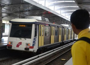 Best Areas to Stay in Kuala Lumpur for Tourists, LRT Train Line