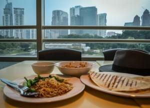 Best Tourist Areas in Kuala Lumpur, Signatures Food Court
