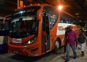 AirAsia Skybus, best tourist areas in kuala lumpur