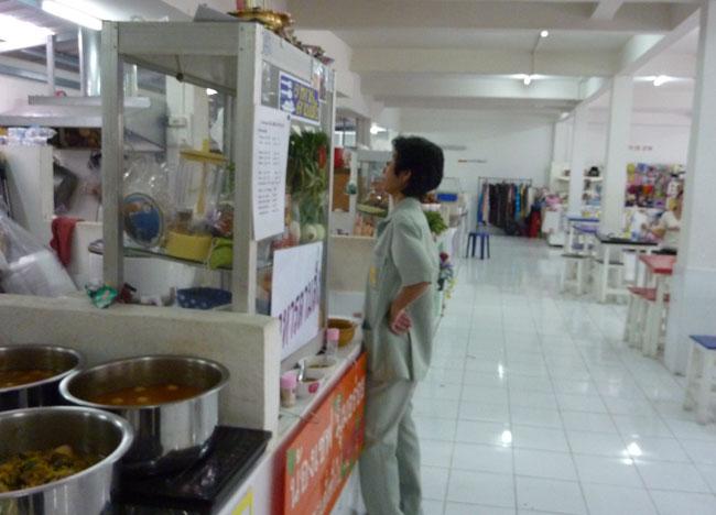 Local Food Court, Bangkok Street Food Street, Southeast Asia