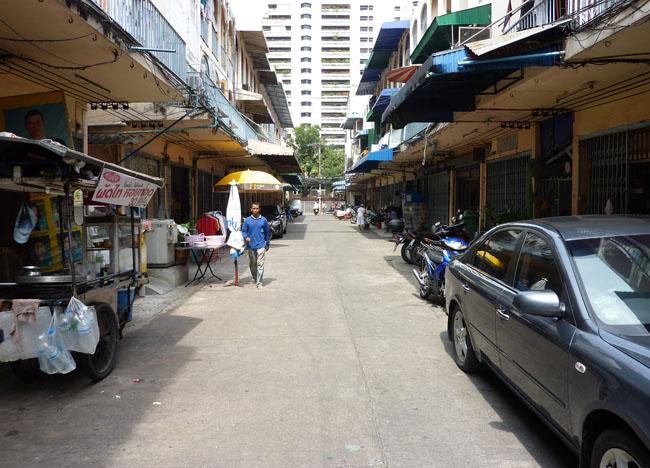 Sukhumvit 23, Bangkok Street Food Street, Southeast Asia