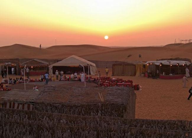Arabian Nights at Dubai Dune Bashing, Bedouin Life, Bucket List