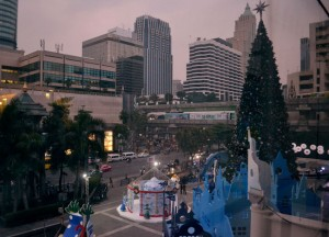 CentralWorld Christmas Tree, Christmas in Bangkok and Southeast Asia
