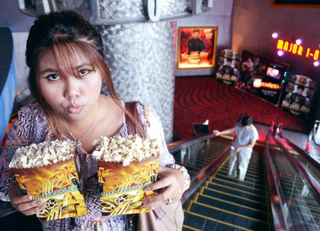 Bangkok Cinemas - SF Major (EGV) Lido Scala - Pop Corn