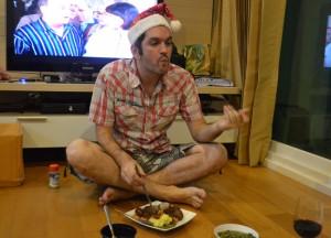 Christmas Dinner, Christmas in Bangkok and Southeast Asia