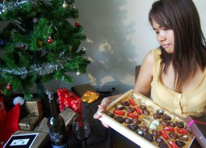 Chocolate and Wine, Christmas in Bangkok and Southeast Asia