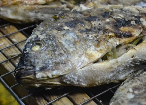 Pla Fried Fish Bangkok, Is Street Food Safe? Eating in Southeast Asia