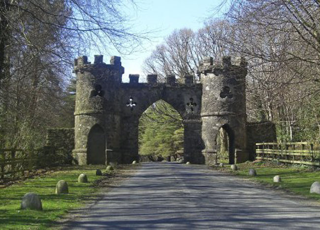 Barbican Gate, Tollymore Forest, Top 10 Northern Ireland Attractions