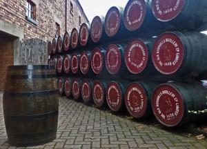 Bushmills Distillery Causeway Coast Top 10 Northern Ireland Attraction