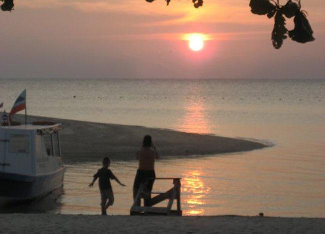 Selingan Island Resort Accommodation