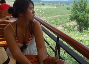 Monsoon Valley Wine, Hua Hin Hills Vineyard, Thailand, Southeast Asia