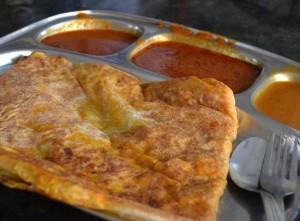 Chicken Murtabak Malaysia Mamak Restaurants Indian Food Southeast Asia