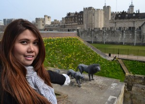 Lions at Tower of London, Cheap and Free Attractions, London Stopover