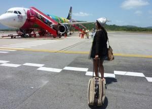 Flying with Airasia, Quick Guide to Langkawi, Pantai Cenang Beach