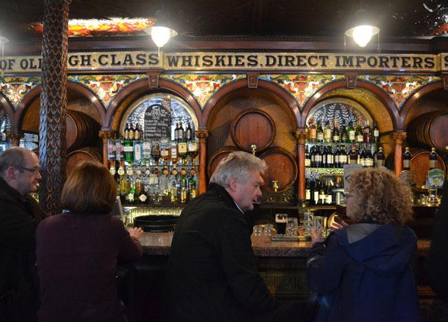 Crown Bar Belfast Best Pub, Top 10 Northern Ireland Attractions NI