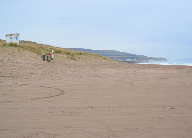 Portstewart Strand Beach, Top 10 Northern Ireland Attractions NI