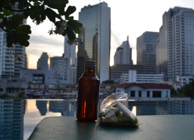 Poolside, Ya Dong Street Liquor, Thai Alcohol, Bangkok, Thailand