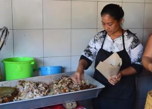 Cooked Suckling Pig, Best Restaurants in Ubud Centre, Top 3 Bali Food