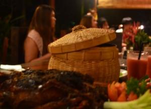 Dirty Duck Diner, Best Restaurants in Ubud Centre, Bali Food Top 3