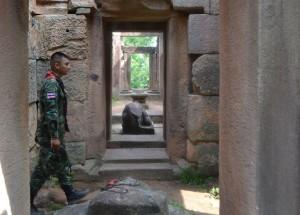 Inside Prasat Ta Muan Thom, Thailand-Cambodia Border Crossing, SE Asia