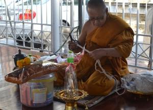 Bangkok Monk, String Bracelets Thailand, Sai Sin Sacred Thread