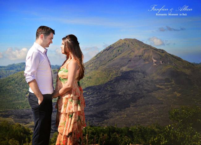 Pre-Wedding Photo Mount Batur, Wedding in Bali Ubud, Travel Bloggers