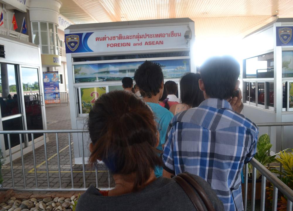 how to get a laos visa in bangkok