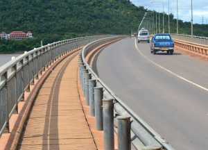 Lao-Nippon Japanese Bridge, Things to do in pakse city southern laos