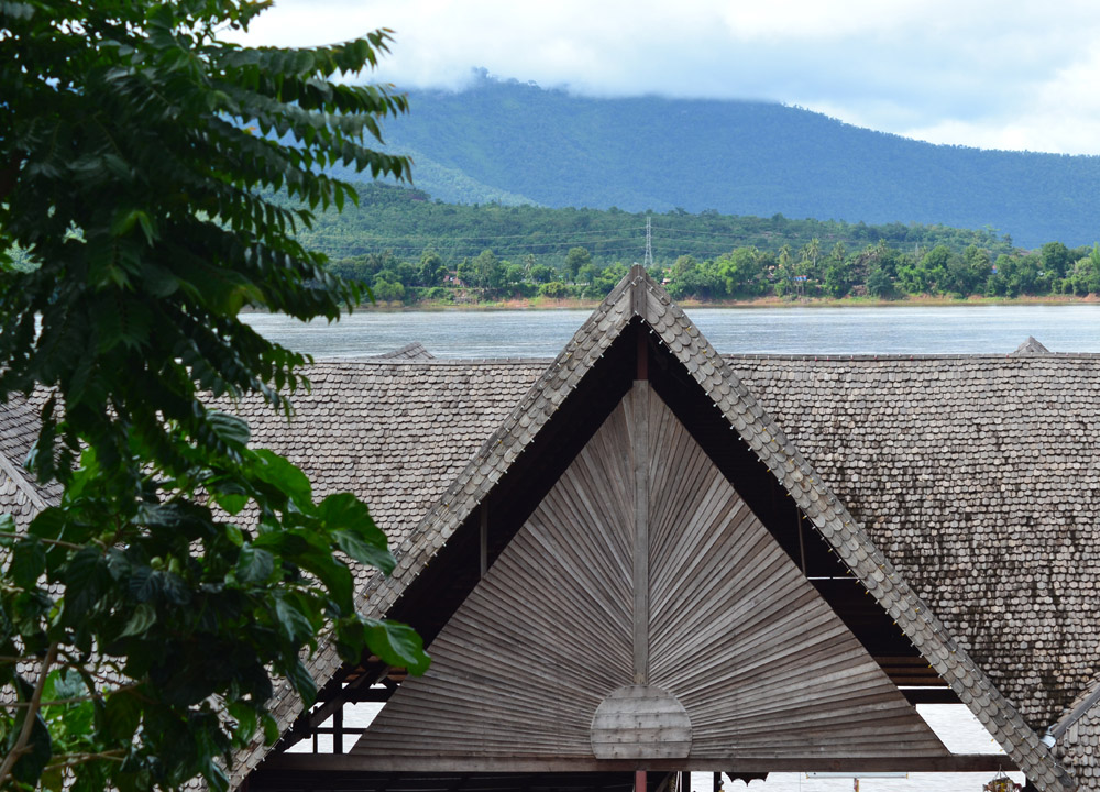 Mekong Riverside Restaurants, Things to do in Pakse City Southern Laos