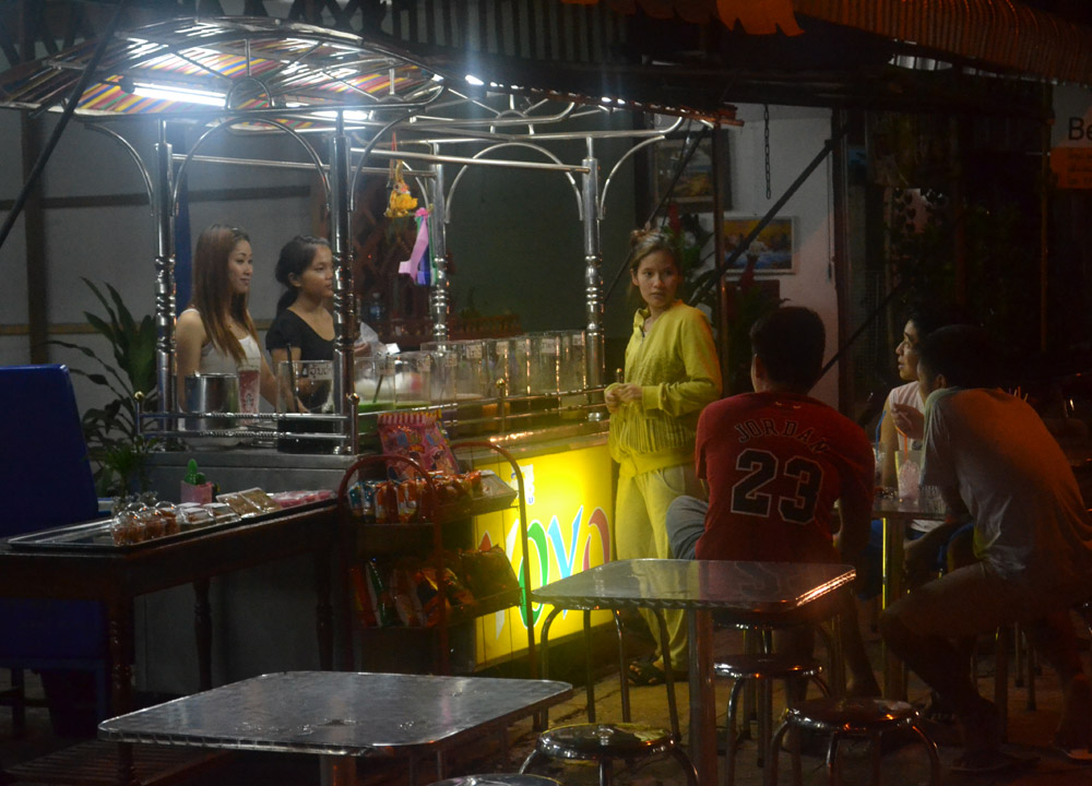 Youthful Night Life, Things to do in Savannakhet Laos Southeast Asia