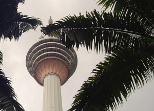 KL Tower Kuala Lumpur, Travel in Southeast Asia, Tourist Attractions