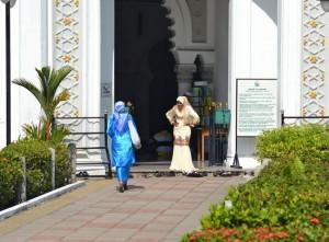 Kapitan Keling Mosque, Georgetown, Best Thai VISA Run to Penang Malaysia