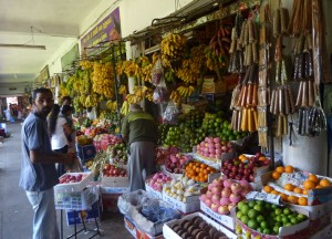Spices at Kandy Market, South Sri Lanka Tour, Independent Travel Asia