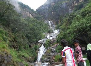 Ravana Waterfall Ella, South Sri Lanka Tour, Independent Travel Asia