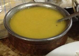 Dal Bhat Lentils, Himalayan Food, Eating in the Himalayas, Sikkim