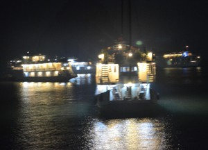 Boats at Night, Best Halong Bay Overnight Cruise Tours from Hanoi