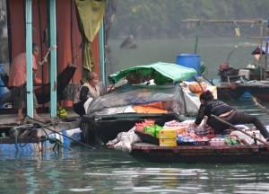 Floating Village, Best Halong Bay Overnight Cruise Tours from Hanoi