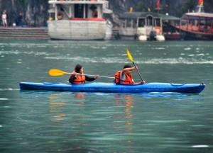 Fanfan Sea Kayaking, Best Halong Bay Overnight Cruise Tours from Hanoi