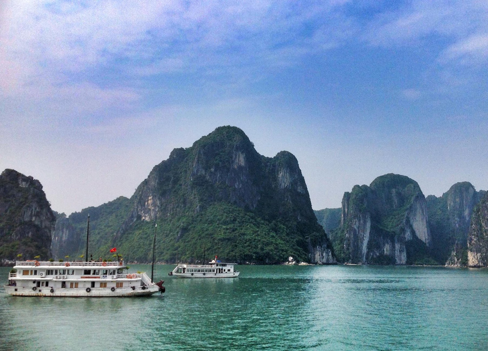 Landscape Views, Best Halong Bay Overnight Cruise Tours from Hanoi