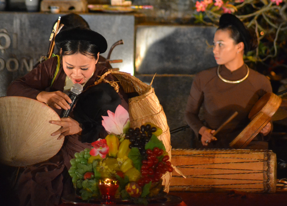 Cultural Performance, Hanoi Night Market, Hang Dao, Weekend Nightlife
