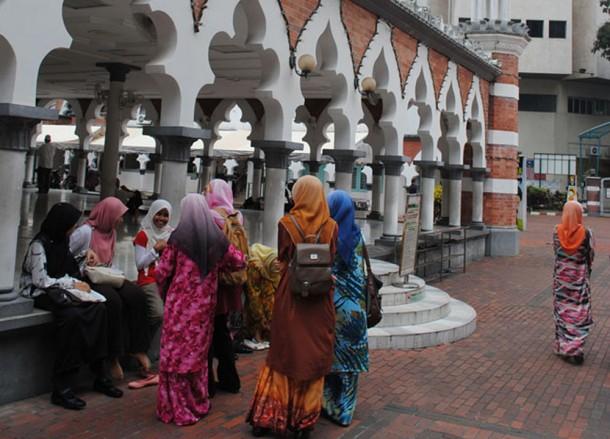 Mosques in Kuala Lumpur, Masjid Jamek Mosque