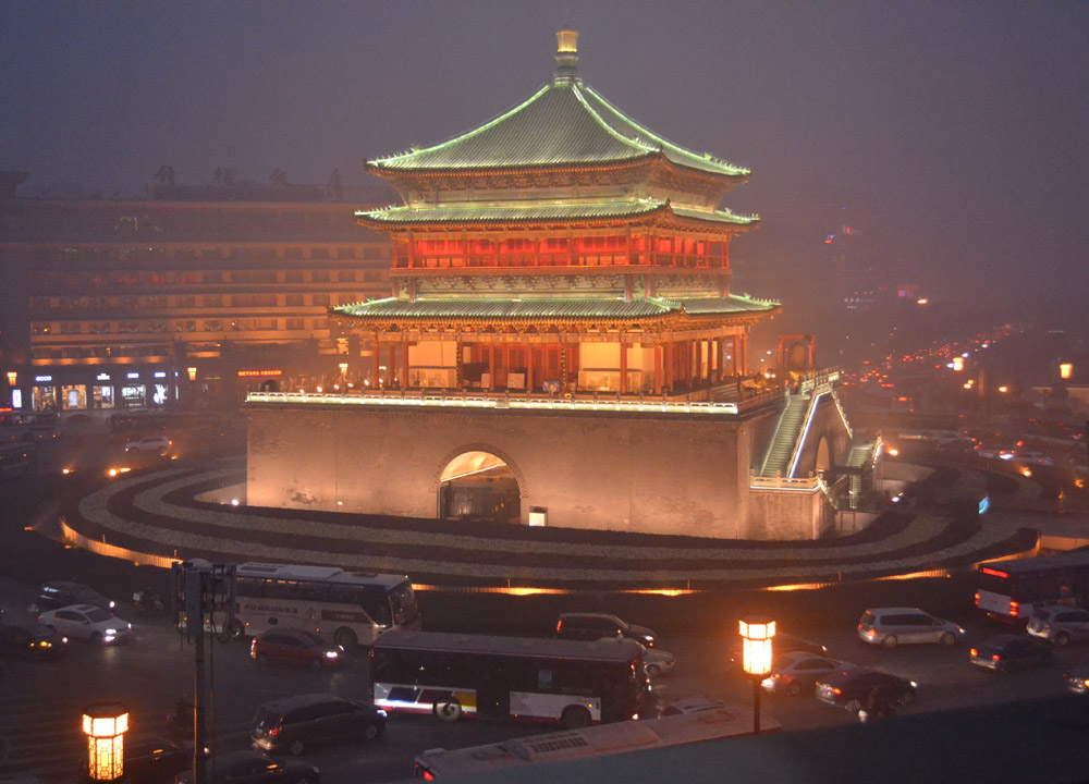 Top attractions in xian china shaanxi province live less for Designhotel wienecke xi hotel