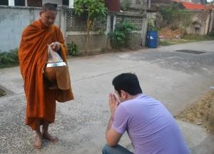 Early Morning Bintabat, Isaan Tours and Phanom Rung Thailand