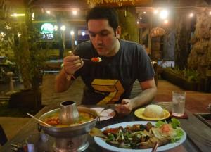 Allan Wilson Food Blogger, Isaan Tours and Phanom Rung Thailand