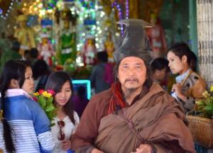 Yeti Monk Mount Popa, Best Southeast Asia Travel Blog