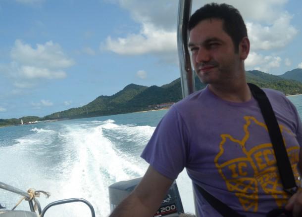 Allan Wilson Blogger, Best Southeast Asia Travel Blog