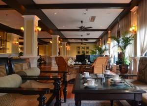 Jim Thompson Tea Room, Cameron Highlands Resort, Malaysia